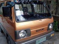 Brown Suzuki Multicab 1997 for sale in Quezon City