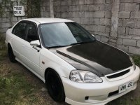 White Honda Civic 2000 for sale in Manila