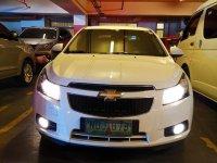 Selling White Chevrolet Cruze 2010 in Manila