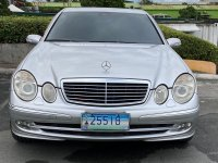 Mercedes-Benz E500 2003 for sale in Baguio