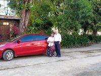 Sell Red 2018 Toyota Vios in Balamban