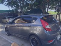 Grey Hyundai Accent 2015 for sale in Quezon City