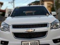 Sell White 2014 Chevrolet Captiva in Guiguinto