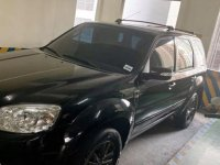 Selling Black Ford Escape 2013 in San Juan City