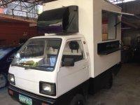 Selling White Suzuki Multicab 2004 in Manila