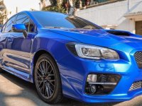 Sell Blue 2015 Subaru Wrx in Manila
