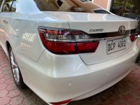 Sell White Toyota Camry in Davao City