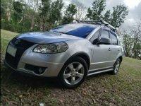 Selling Silver Suzuki Sx4 2012 SUV / MPV in Biñan