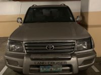 Grey Toyota Land Cruiser for sale in Makati City