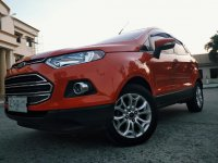Selling Red Ford Ecosport in Manila