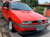 Selling Orange Alfa Romeo 155 in Manila