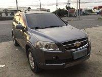 Sell Silver Chevrolet Captiva in Manila