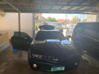 Black Chevrolet Camaro for sale in Manila