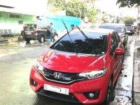Red Honda Jazz  for sale in Manila