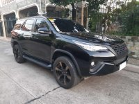 Selling Black Toyota Fortuner 2016 SUV / MPV in Las Pinas