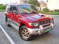 Red Mitsubishi Pajero 2004 SUV / MPV for sale in Dasmariñas
