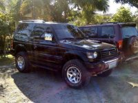 Sell Black 1996 Mitsubishi Pajero SUV / MPV in Muntinlupa