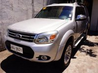 Silver Ford Everest 2014 SUV / MPV for sale in Manila