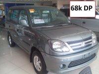 Grey Mitsubishi Adventure 2015 SUV / MPV for sale in Manila