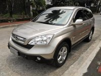 Selling Silver Honda Cr-V 2007 SUV / MPV in Manila