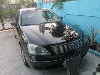 Sell Black 2007 Nissan Sentra Sedan in Manila