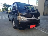 Black Toyota Hiace for sale in Manila