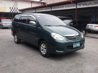 Sell Green 2010 Toyota Innova SUV / MPV in Quezon City