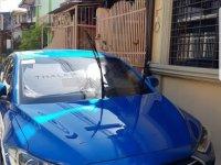 Blue Hyundai Elantra 2018 for sale in Imus