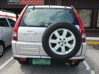 Sell Silver 2003 Honda Cr-V SUV / MPV in Manila