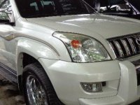 White Toyota Land Cruiser 2004 SUV / MPV for sale in Cebu City