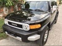 Black Toyota Fj Cruiser for sale in Villasol