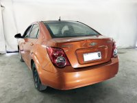 Orange Chevrolet Sonic 2015 for sale in Carmona