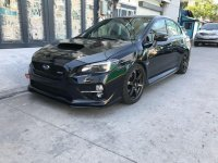 Black Subaru Wrx 2015 for sale in Quezon
