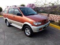 Orange Isuzu Crosswind 2002 for sale in Manila