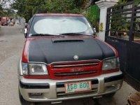 Red Isuzu Trooper 2003 for sale in Manila