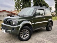 Green Suzuki Jimny 2019 for sale in Manila