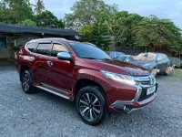 Selling Red Mitsubishi Montero 2018 in Legazpi City