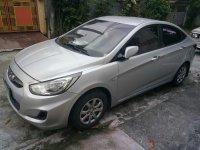 Sell Silver 2012 Hyundai Accent in Manila
