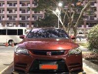 Red Honda Civic 2008 for sale in Manila