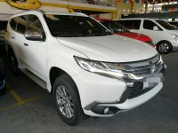 Sell White 2016 Mitsubishi Montero in Manila