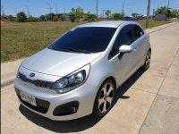 Sell Silver 2014 Kia Rio Hatchback in Cagayan de Oro