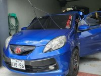 Blue Honda Brio 2015 for sale in Brgy. Sto Tomas