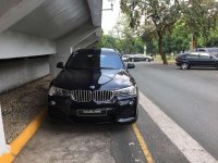 Black Bmw X3 2015 for sale in Makati