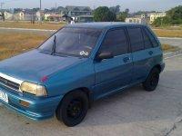 Blue Kia CD5 1991 for sale in Cavite