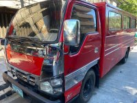 Red Isuzu Sobida 2012 for sale in Caloocan City