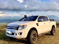 White Ford Ranger 2013 for sale in Naga