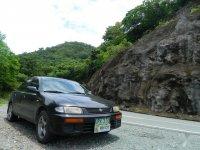 Black Mazda Familia 1997 for sale in Bacoor