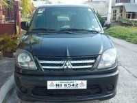 Sell Black 2015 Mitsubishi Adventure in Bacoor