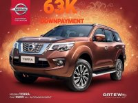 Brown Nissan Navara 2020 for sale in Manila