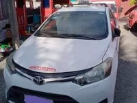 Sale White 2015 Toyota Vios in Davao